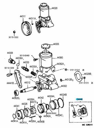 power steering pump bracket-psp-jpg