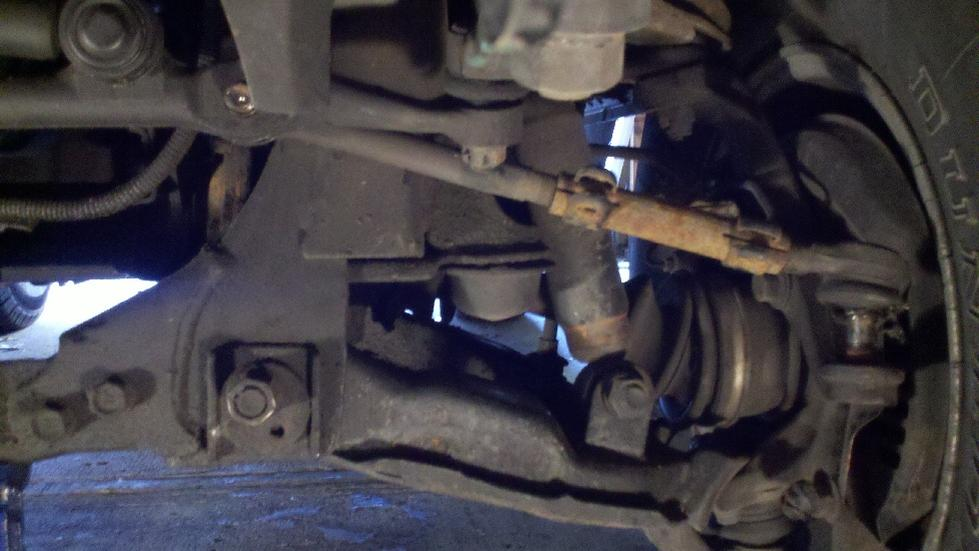 94 4runner Tie Rod Ends Replacement Toyota 4runner