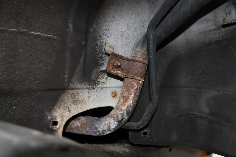 3rd Gen  Fuel Filler Neck Replacement - Toyota 4Runner Forum