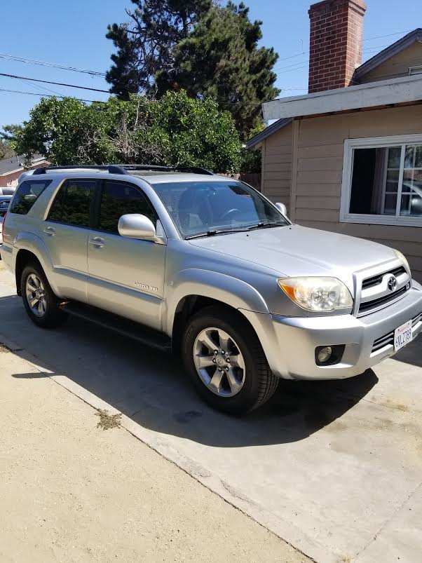 New 4th Gen SUPER LOW mileage V8 4Runner-0-jpg