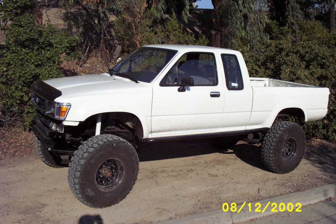 Nor Cal Wheeling, Camping and BS - 2018-1992-toyota-jpg
