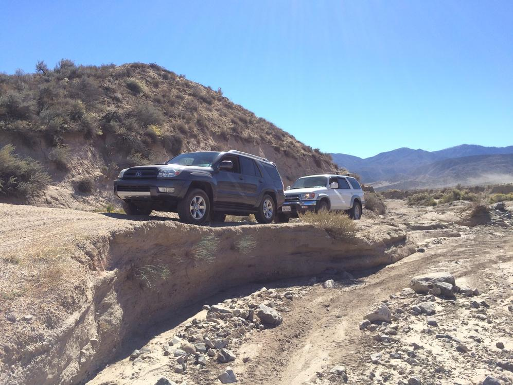 Trip to Gorman (Hungry Valley) - Toyota 4Runner Forum
