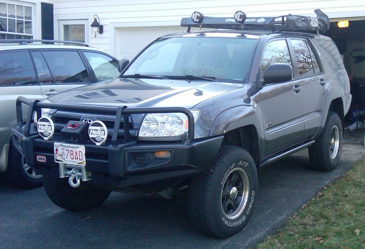 Lets See 285 Tires On Your Trucks Toyota 4runner Forum Largest Need Some Help With Hella Lights Wiring Steve 012410