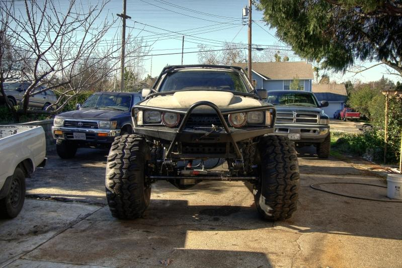 2017 Toyota 4runner >> 4runner On 40s Pictures to Pin on Pinterest - PinsDaddy
