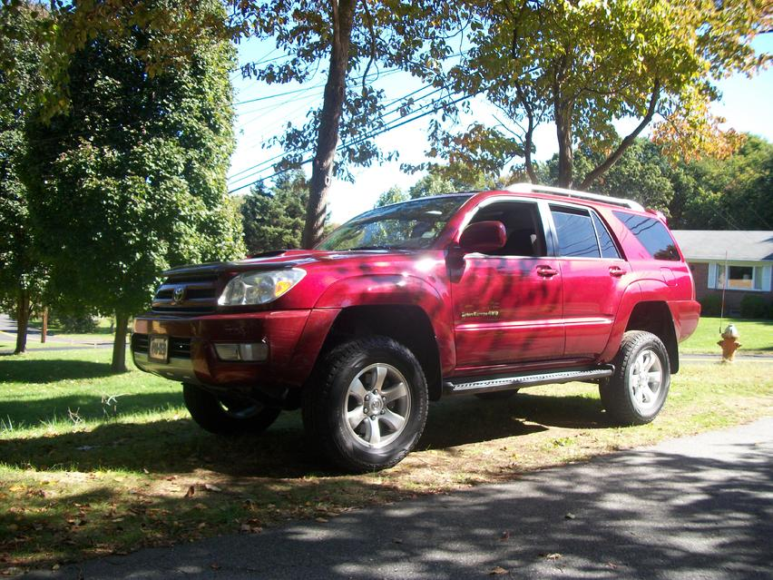 3 Quot Lift With Stock Tires Toyota 4runner Forum Largest