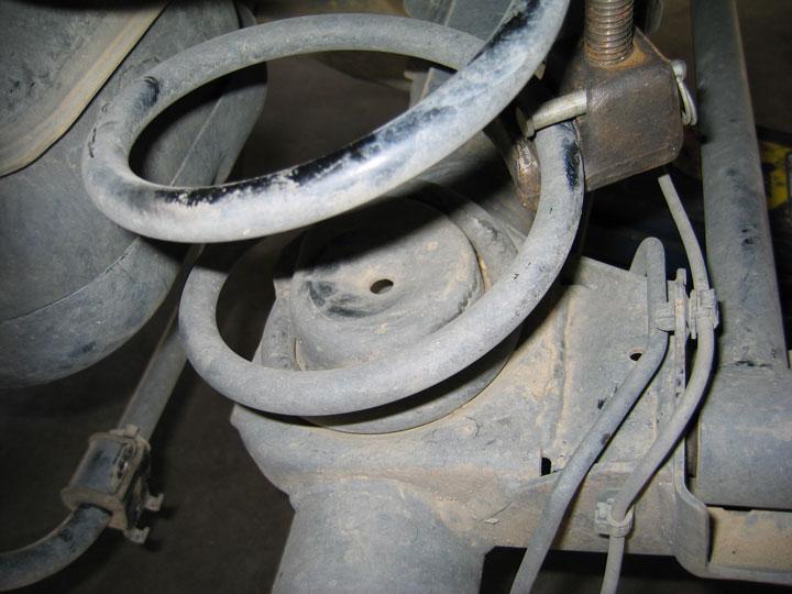 Rear Coil Spring - Decision Time-rl-103-jpg