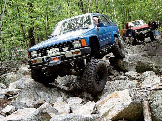 Off Roading Near Me >> Off Roading Near Philadelphia Toyota 4runner Forum Largest