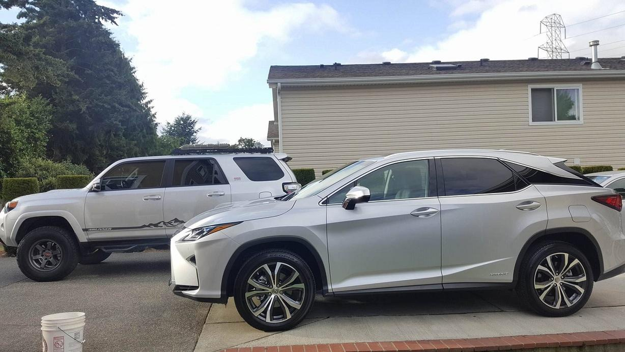 New Vehicle: RX350, GX460, GLE350 - Toyota 4Runner Forum