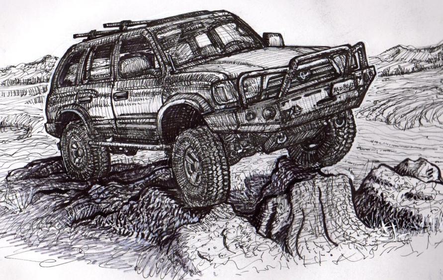 4runner Sketch/Art-1997_4runner_004-jpg