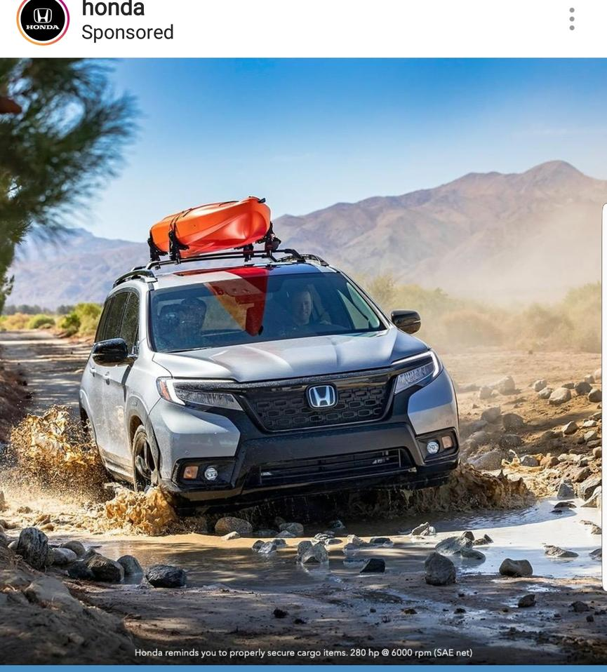 2019 Honda Passport Toyota 4runner Forum Largest 4runner Forum
