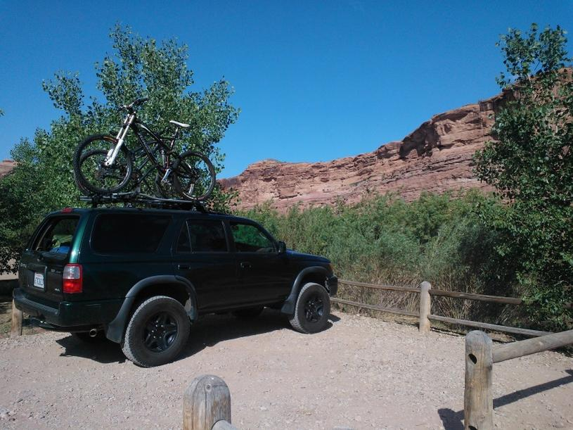 Off Topic Bicycles And 4runners Page 3 Toyota 4runner