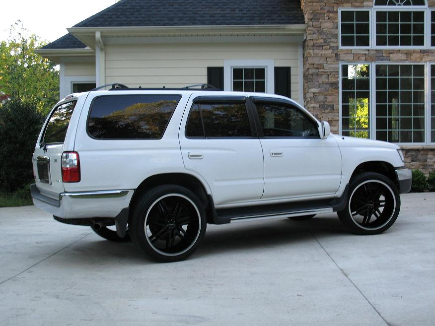 Post Pics Of Your T4r With 20inch Wheels And Bigger Page