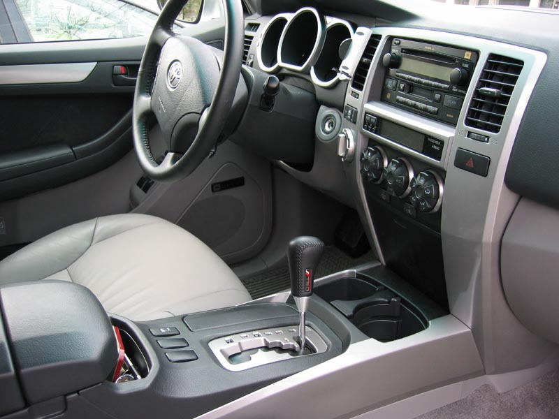 Cargurus Toyota 4runner >> 2004 Toyota 4Runner Interior