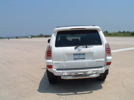 Tail Light Guards Page 2 Toyota 4runner Forum