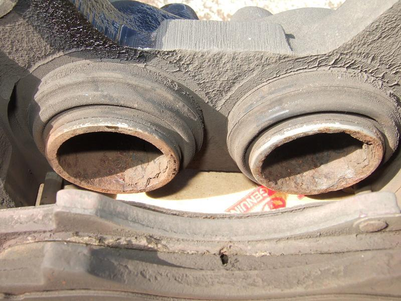 Images Of Bad Calipers : Bad brake caliper toyota runner forum largest