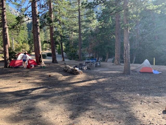 Lytle Creek Trip-camp-site-jpg