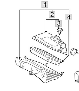 wtb 4th gen 06 v8 air filter housing toyota 4runner forum 2003 Toyota 4Runner V8 wtb 4th gen 06 v8 air filter housing screen shot 2016