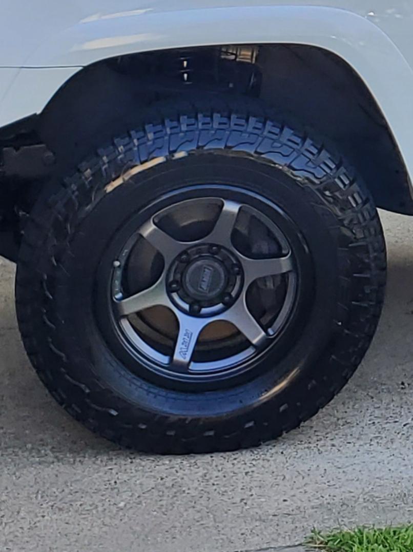 Trd rrw wheels and LT falken wildpeaks in VA Beach, VA-20200125_090002-jpg