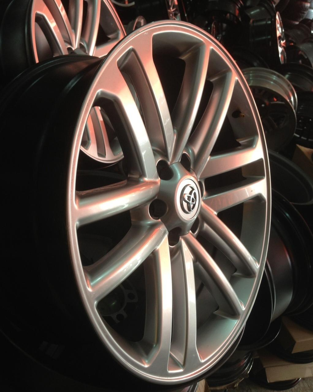 """5th Gen 4runner Wheels >> 22"""" Toyota 4Runner Wheels Rims - Toyota 4Runner Forum - Largest 4Runner Forum"""