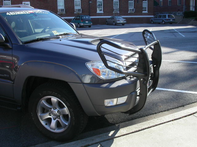 Which Bull Bar Is This Toyota 4runner Forum Largest