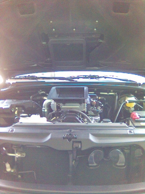 I am now hood scoop functional! - Toyota 4Runner Forum - Largest
