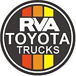 RVA TOYOTA TRUCKS LOGO