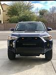 """2019 mods  Installed the Inspired Engineering 20"""" light bar plus the Revolver fog lights. I also added DIY amber lights plus ended up plasti dipping..."""