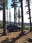 Oregon (round lake) on santiam pass