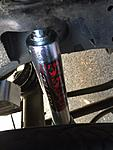 """toytec boss shocks and rear 2"""" coils ride amazing"""