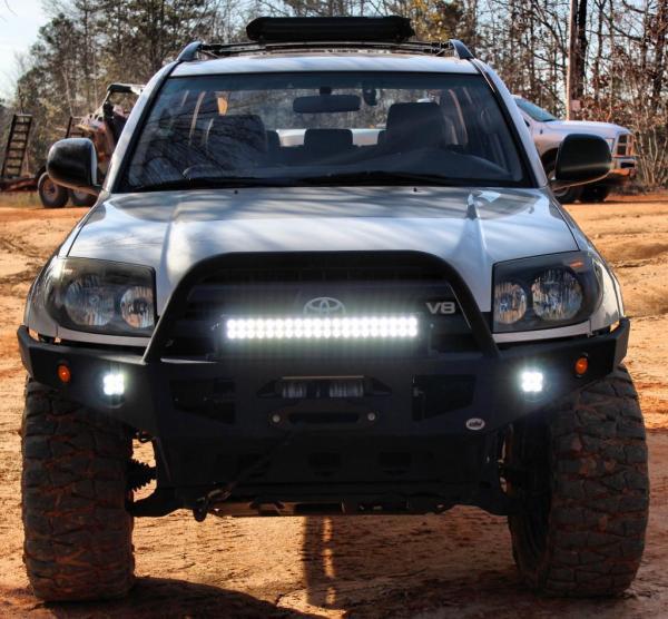 4runner light tint autos post for Garage toyota lens