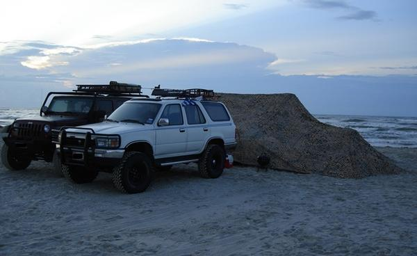 surf fishing beach rigs toyota 4runner forum. Black Bedroom Furniture Sets. Home Design Ideas