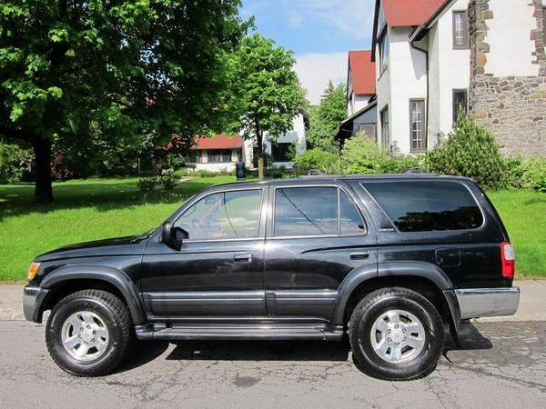 Toyota 4runner 1997 Limited 01