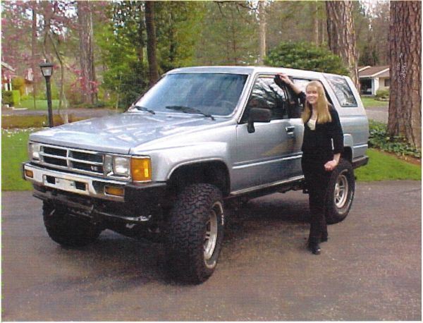 Cali Runnea Albums Cali S Runner Picture Picture Me When I My Stepdads First Runner Last Year Back Piece Came Off We Both Loved Runner Now We Both Have Sr S One Got Us Hooked on Looking 4 A Toyota 4runner Engine 1995