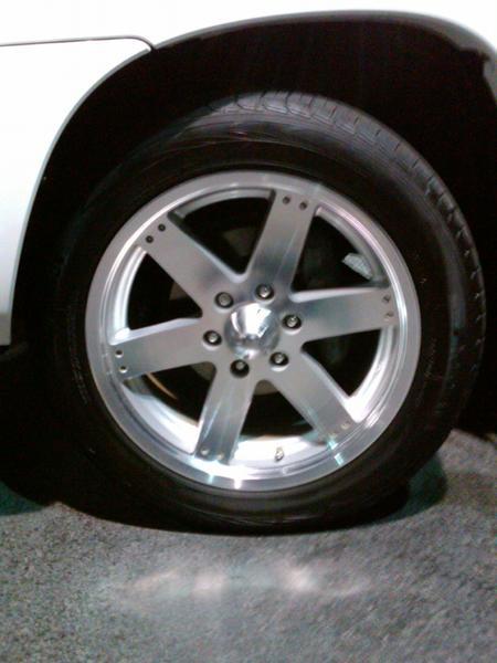 Toyota 4runner xsp wheels