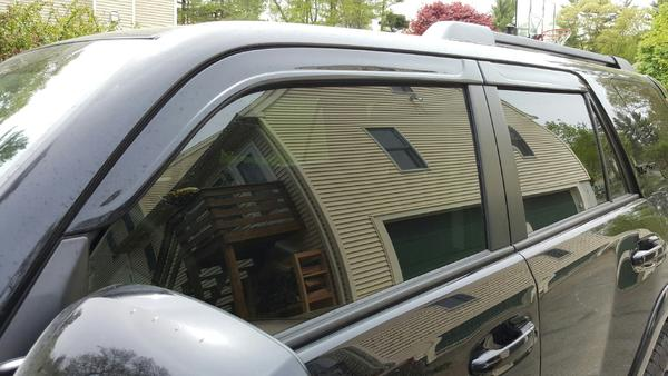 In Channel Wind Deflectors Page 2 Toyota 4runner