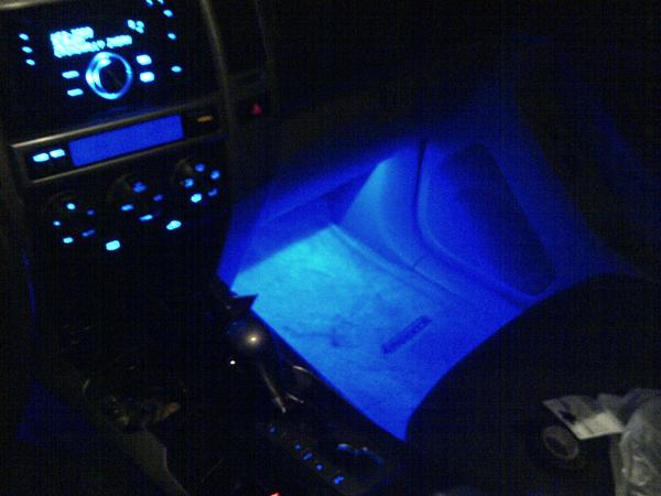 This Is Random, But I Thought Iu0027d Share More Of The LEDs I Added To My Truck,  This Time In The Form Of Ambient Lighting.