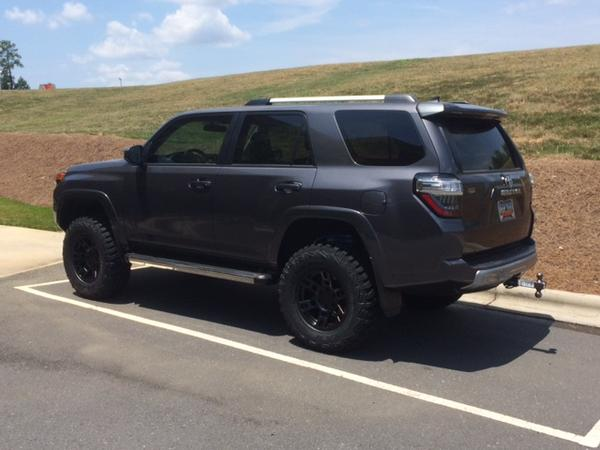 Info On These Trd Wheels Page 48 Toyota 4runner Forum