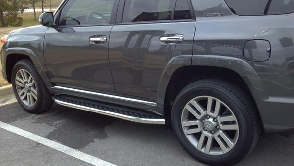 Ram 1500 Running Boards >> Dee Zee NXC Running Boards on Limited - Toyota 4Runner ...