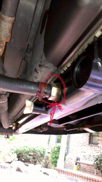 Radiator Hose Leak >> Lower Radiator Hose Leak Solution Toyota 4runner Forum