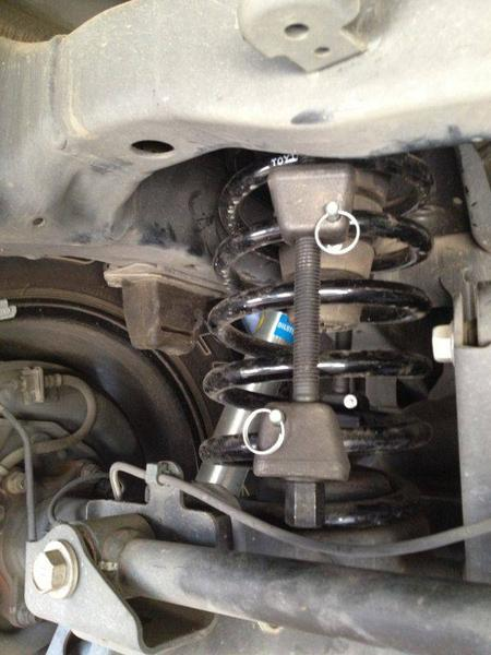 Diy Ome Fj Rear Trim Spacer Install Notes Toyota