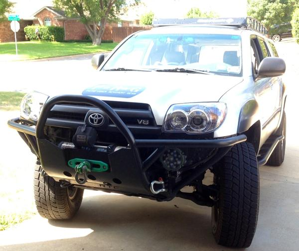 Toy2g 4th Gen Build And 4x4 Conversion Toyota 4runner
