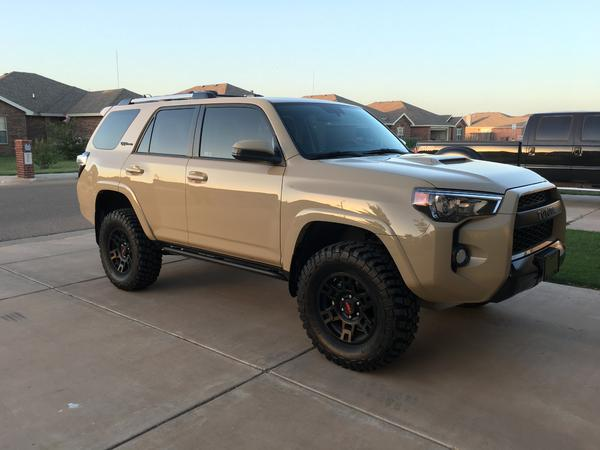 Trd pro lift question - Page 33 - Toyota 4Runner Forum ...